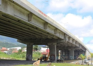 Alajuelita Overpass Bridge